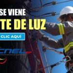 Se viene corte de luz en Ecuador