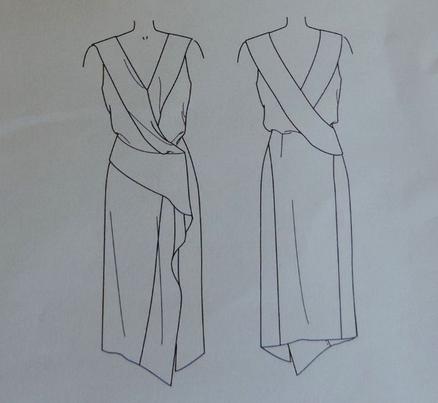 vogue-1489-line-drawings