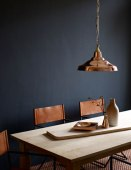 Copper living via houseandgarden UK