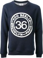 Voo Berlin 36 Sweater