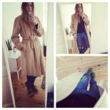 love my cosy Céline coat