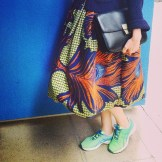 Stella Jean skirt thanx to Hayashi