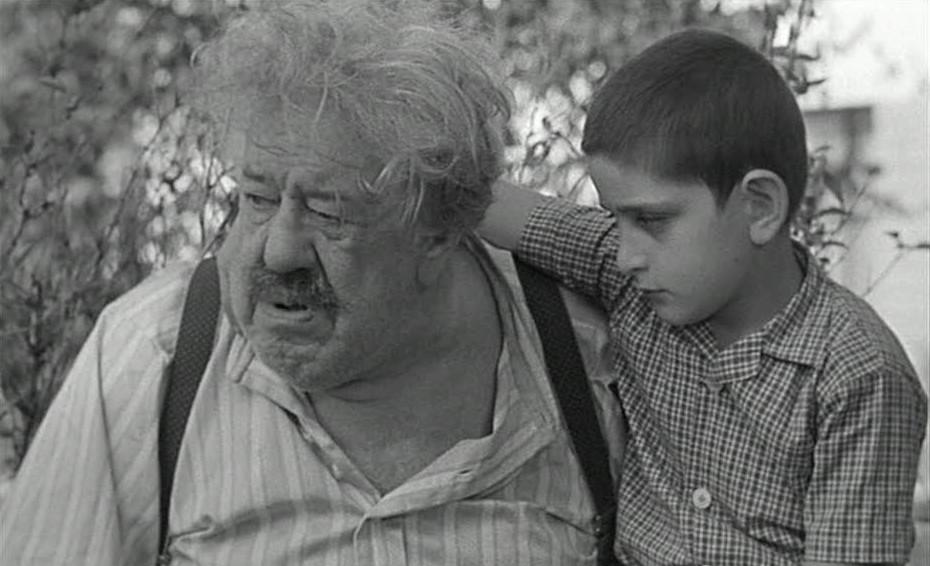 El Viejo y el Niño1