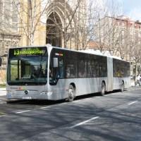 El día de Santiago contará con transporte público las 24 horas.