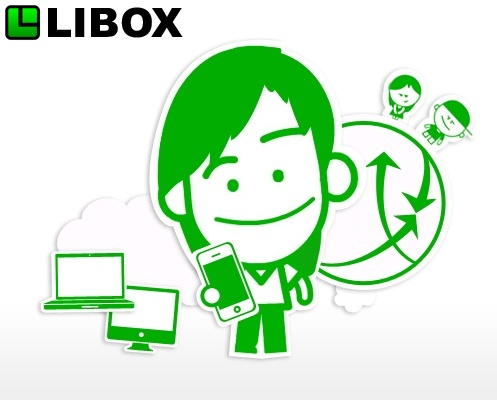 libox Compartir archivos multimedia con LIBOX