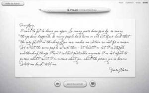 Pilot 300x188 Pilot handwriting: Escribiendo a mano con el teclado