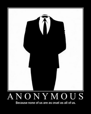 Anonymous Anonymous comenzó el ataque contra Sony