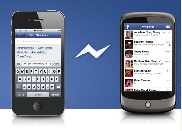 facebookmessenger1 5 alternativas gratis a WhatsApp