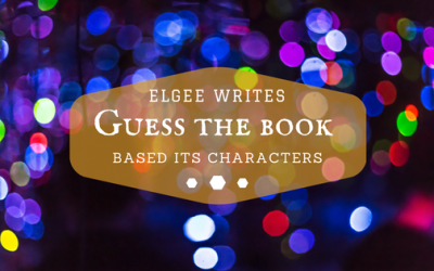 Can you guess the book title based on its character?