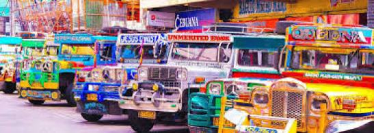 Introduction to Philippines Jeepney
