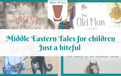 Review Shots: Middle Eastern Tales for children