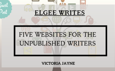 Five websites for the unpublished writers: Indie Guest Post
