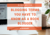 Blogging Terms Featured image