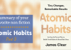 Atomic habits James Clear Feature