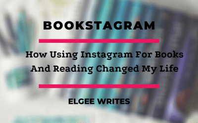 How using Instagram for books and reading changed my life