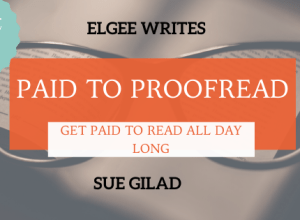 Paid to proofread Cover