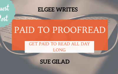 Paid to Proofread: Indie Guest Post