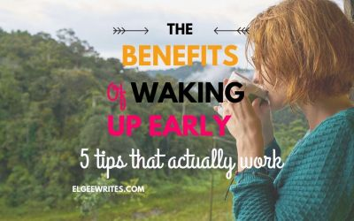 Amazing benefits of waking up early: 5 tips that work