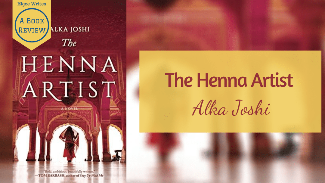 Henna artist by Alka Joshi Featured
