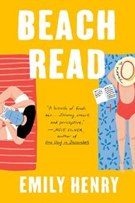 Beach Read by Emily Henry Book cover