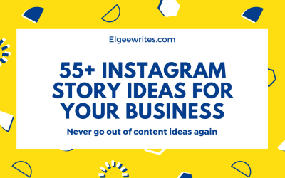 55+ Instagram story ideas for business