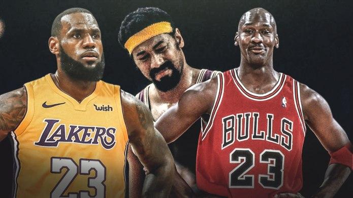 LeBron James, un paso más cerca de Michael Jordan
