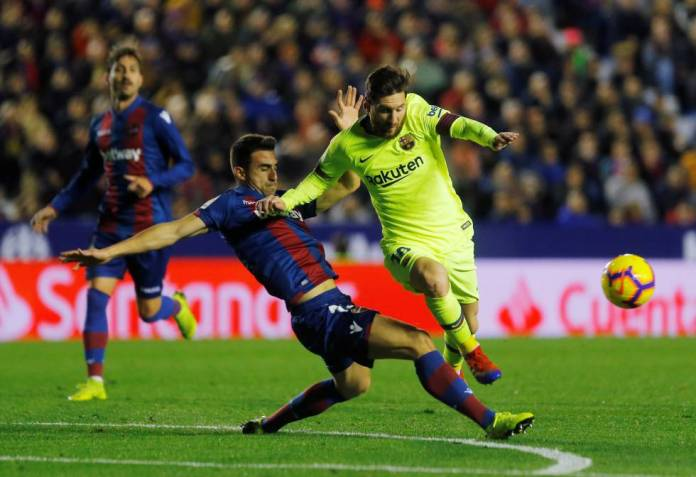El Barça asusta antes de fin de año