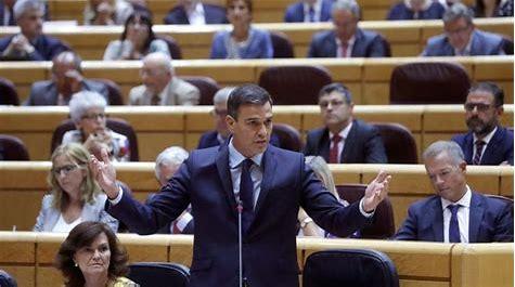 Pedro Sánchez sube un 2.25% el sueldo de los funcionarios