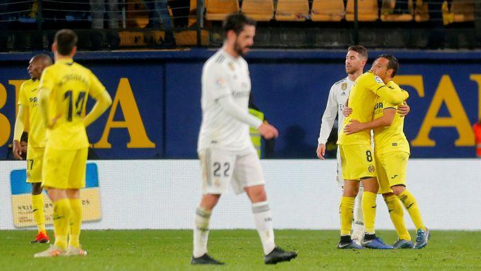 Cazorla devuelve a la realidad al Real Madrid
