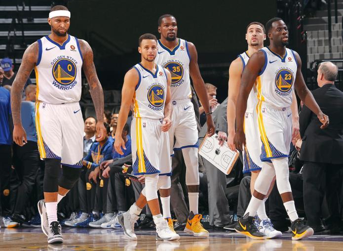 ¿Quien puede hacer frente a estos Warriors?