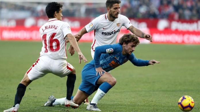 Los Reyes repartieron puntos entre Sevilla y Atlético
