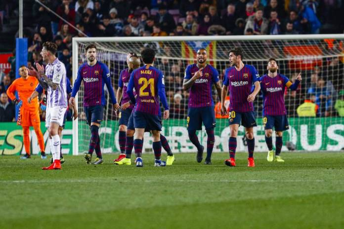 Los 11 metros salvan al Barcelona