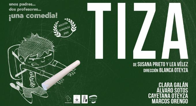 «Tiza», una comedia esencial para ver este mes en Madrid