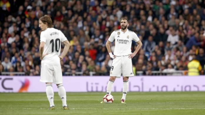 Fin de la temporada para el Real Madrid