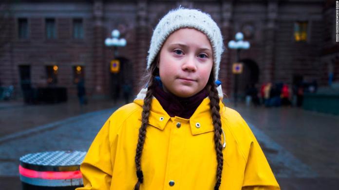 La adolescente que aspira a ser Nobel de la Paz