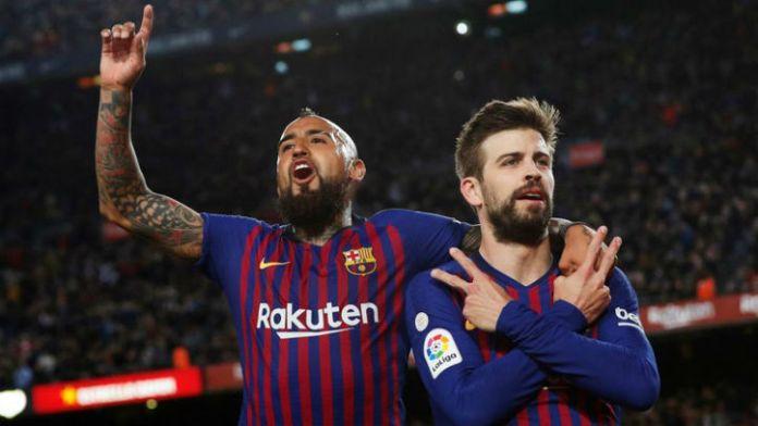 El Barcelona va como un rayo