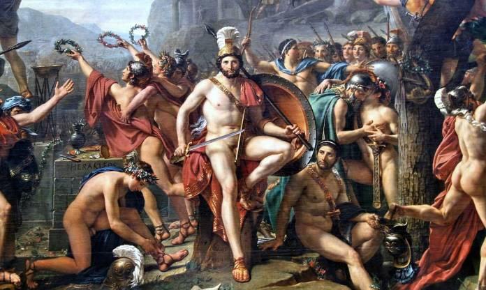 Las batallas más absurdas de la historia (3/3): Batallón Sagrado de Tebas