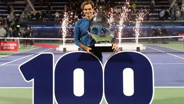 Su Majestad Roger Federer