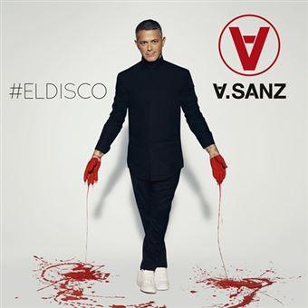 Alejandro Sanz anuncia el estreno de #ElDisco