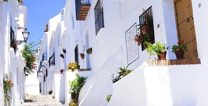 La luz de Andalucía