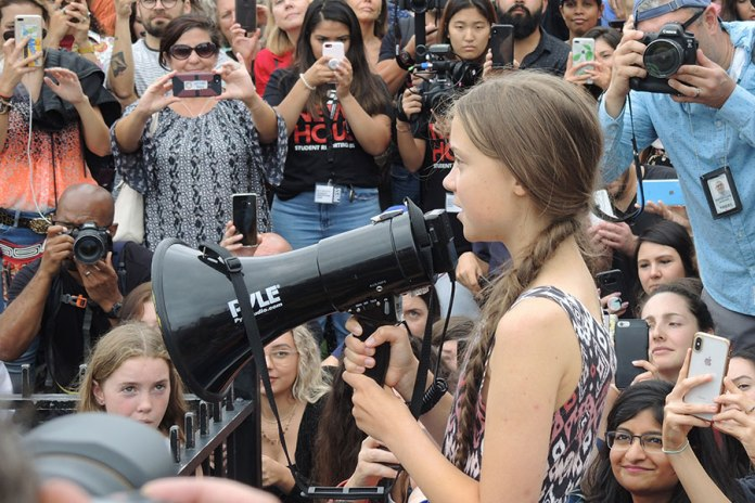 El verdadero impacto de Greta Thunberg