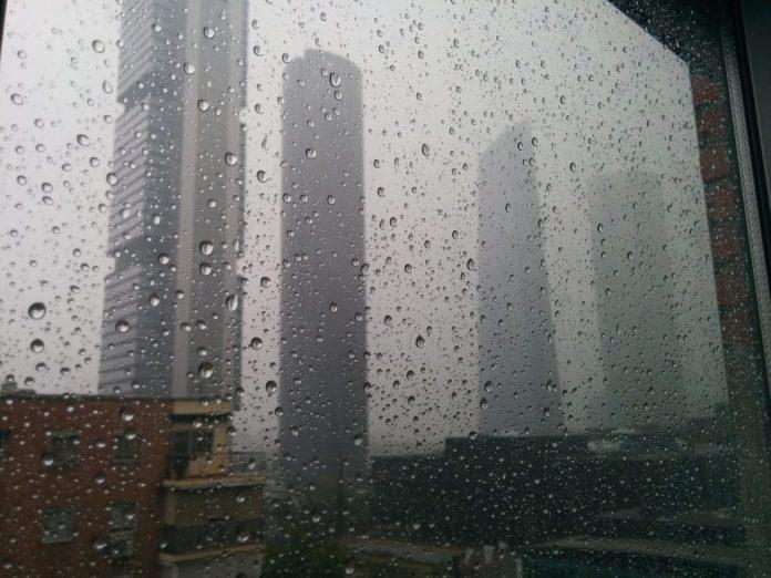 Que siga lloviendo