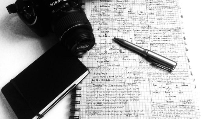 Periodismo y otras ruinas