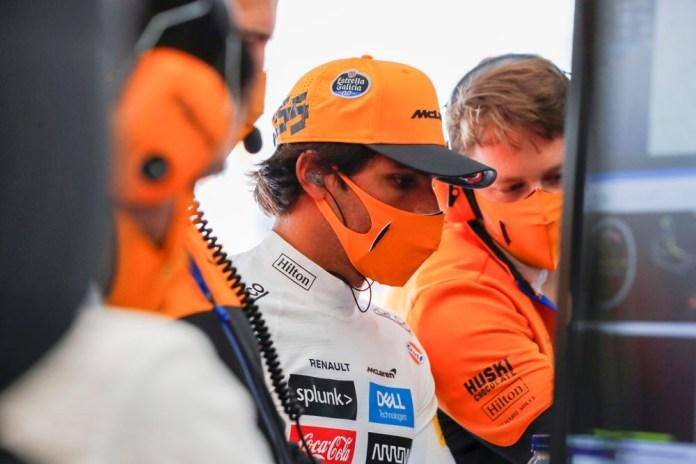 Sainz, McLaren y los boicots de despedida