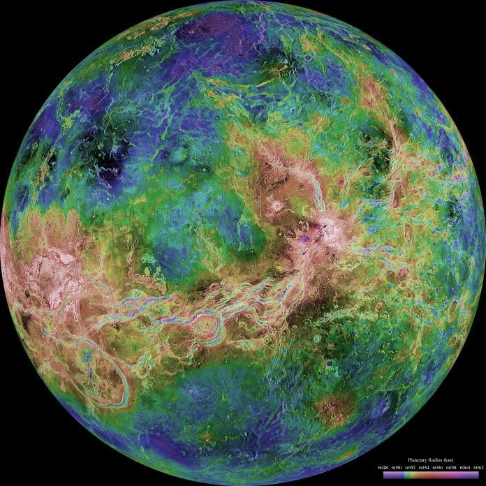 Los hombres son de Marte, las bacterias de Venus
