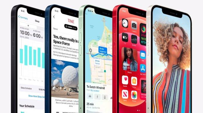 Llega el iPhone 12 con conectividad 5G y nuevos diseños