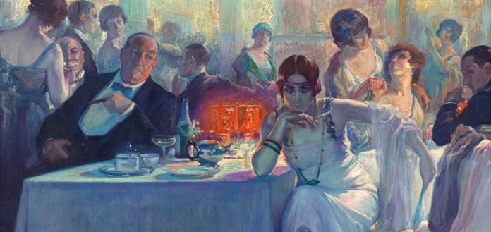Invitadas: El Museo del Prado se tiñe de violeta