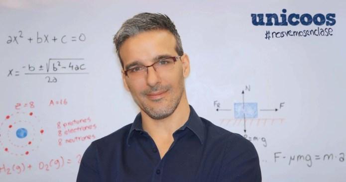 David Calle (Unicoos): «El sistema educativo español pierde a los chavales que no sepan memorizar»
