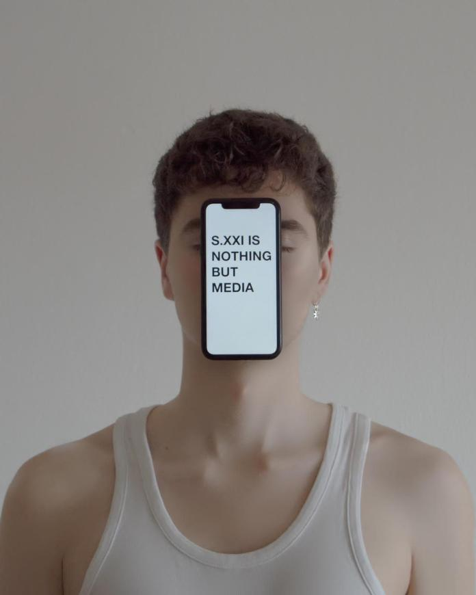 Guillermo Solas: ''Que un filtro te deforme la cara no me parece ni bien ni mal, un filtro puede ser lo que sea''