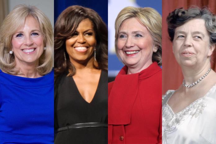 El poder de las primeras damas en Estados Unidos